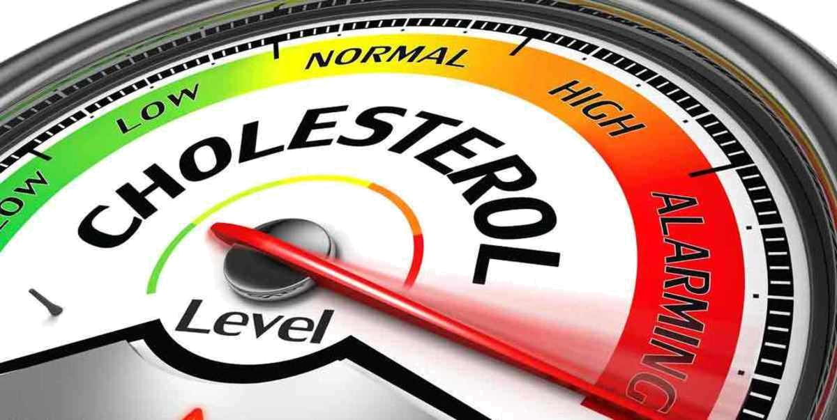 risks of high cholesterol levels