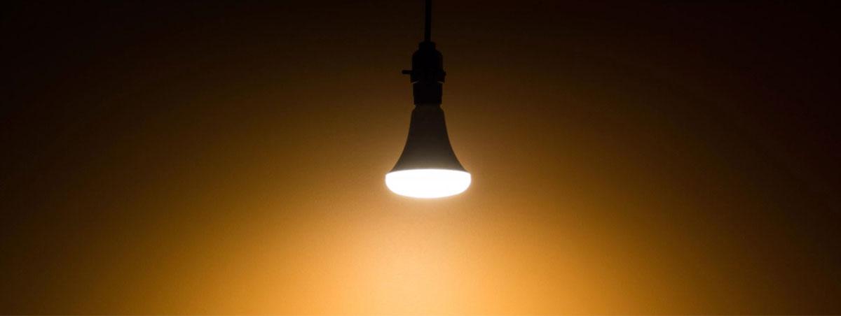 Warm Light Bulb for Home - SolVibrations