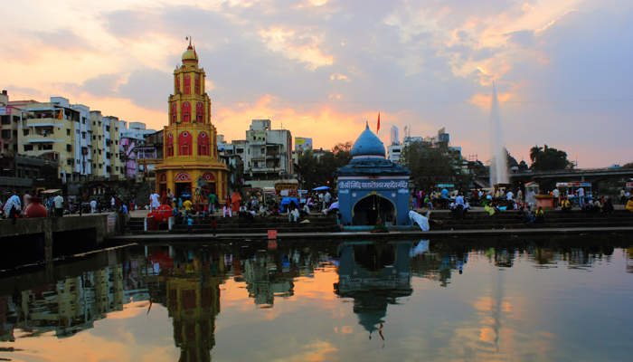 Nashik, Essentially Spoiling a Backpacker with Numerous Allures