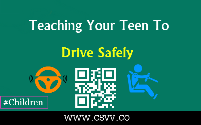Altering Terrain: Teaching Your Teen To Drive Safely
