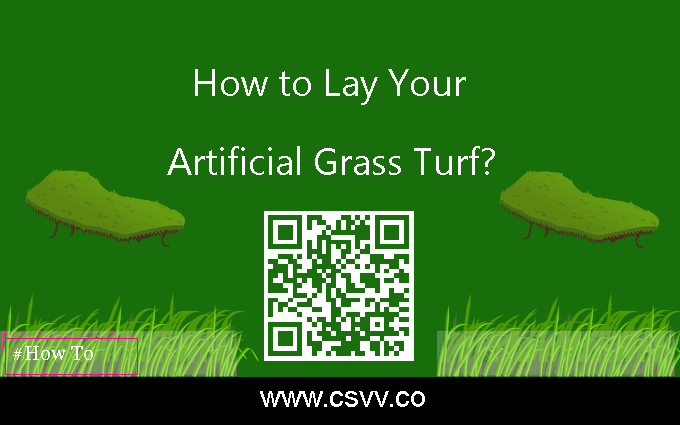 How to Lay Your Artificial Grass Turf?