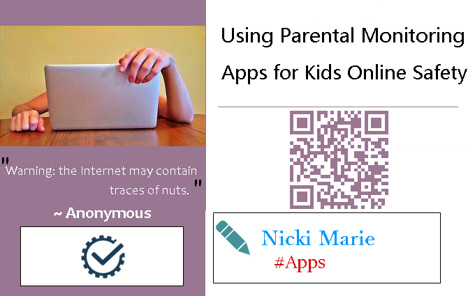 Using Parental Monitoring Apps for Kids Online Safety