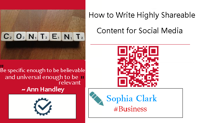 How to Write Highly Shareable Content for Social Media