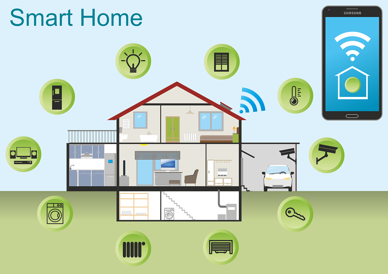 turn your house into a smart home