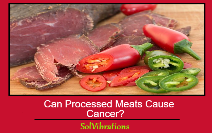 Can Processed Meats Cause Cancer?