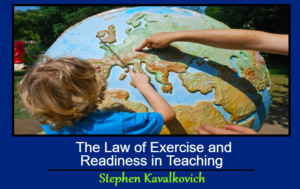 The Law of Exercise and Readiness in Teaching