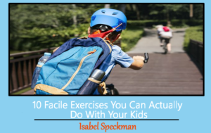 exercises you can actually do with your kids