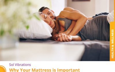 Why Your Mattress is Important for Your Health?