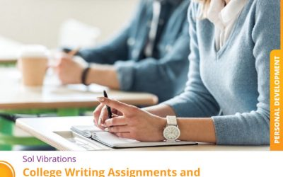 College Writing Assignments and Exercises to Get Good Grades