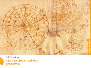 Standard Astrology Illustration - SolVibrations