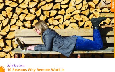 10 Reasons Why Remote Work is Rapidly Becoming a New Normal
